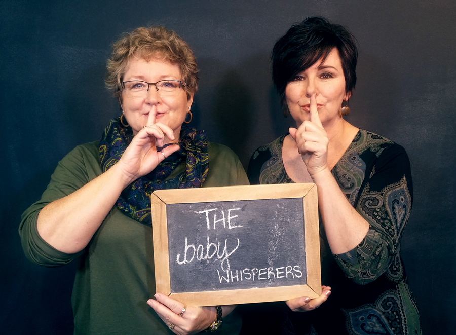 Viv and Pam - The Baby Whisperers