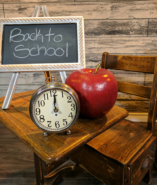 Back to School 600