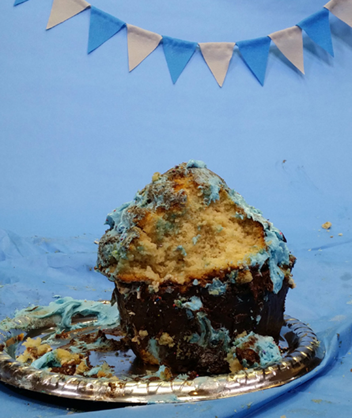 After the Cake Smash