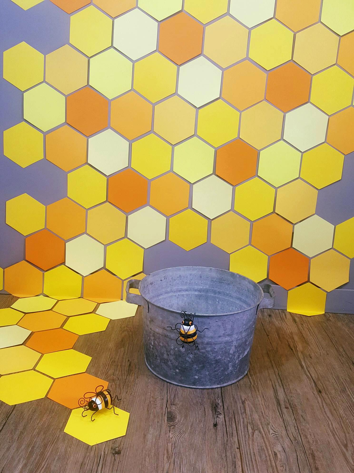 Honeycomb 01 18