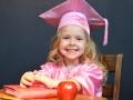 We have grad gowns for your Kindergarten grad
