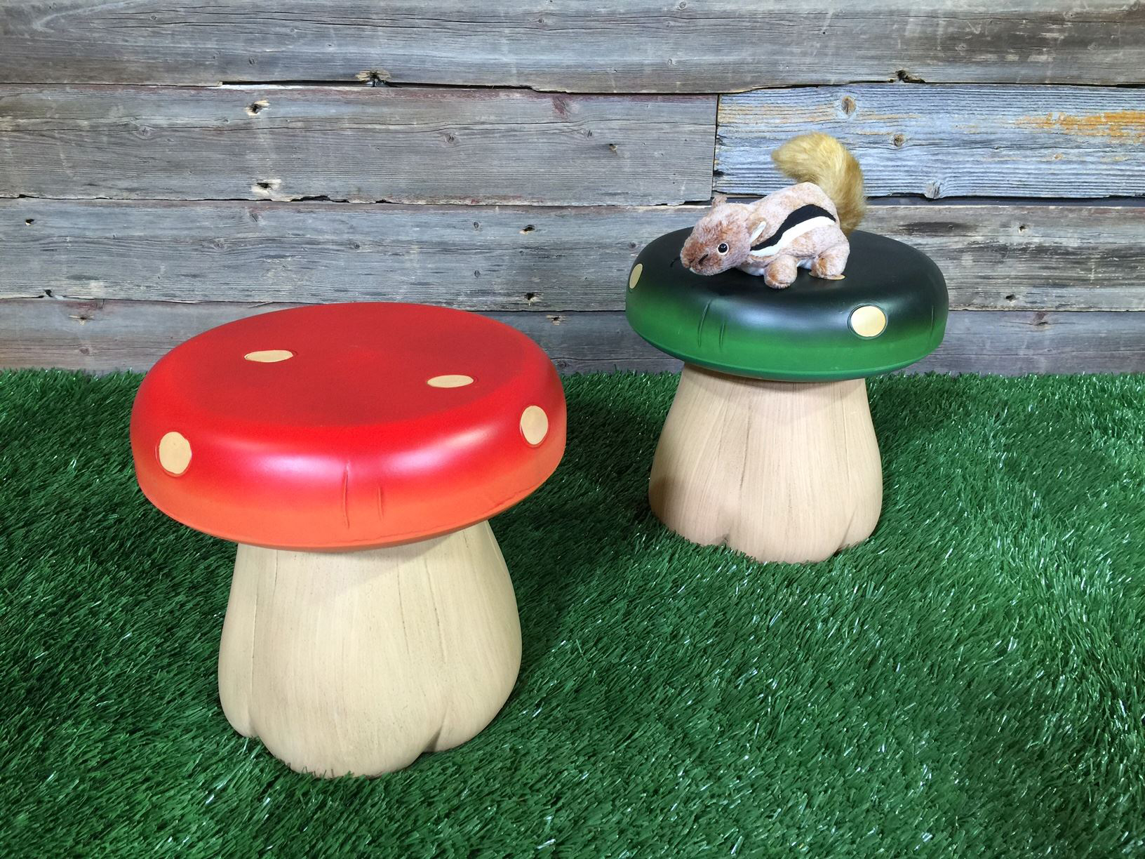toad stools