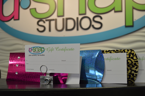Gift Certificates SM